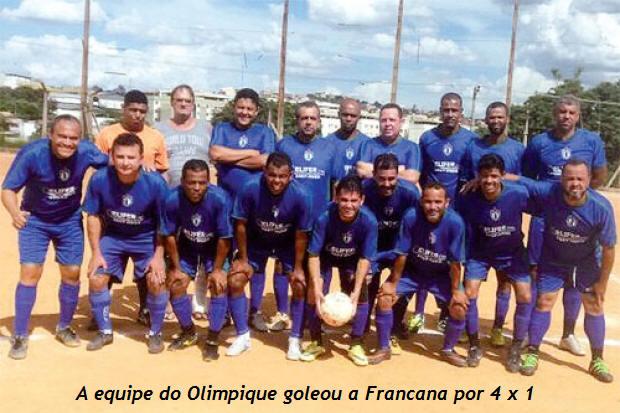 4309b64f2d Torneio da Amizade de Veteranos de Betim teve 44 gols na 1ª rodada